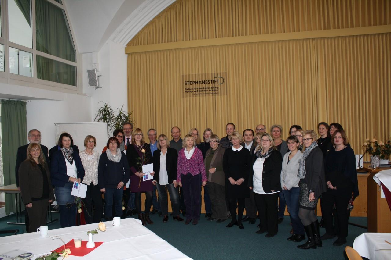 Abschlussveranstaltung QMSK am 21. Januar 2016 in Hannover